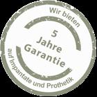 Garantie Zahnimplantat Titanimplantat Ungarn
