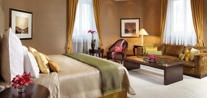 Präsidentensuite im Corinthia Hotel Budapest