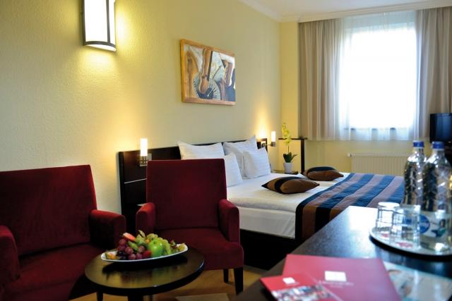 Comfort room Leonardo Hotels Budapest, Ungarn