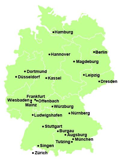 Partnerzahnarzt in Deutschland